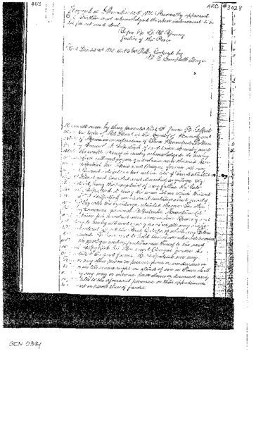 Gilpatrick family tree, deed, probate records