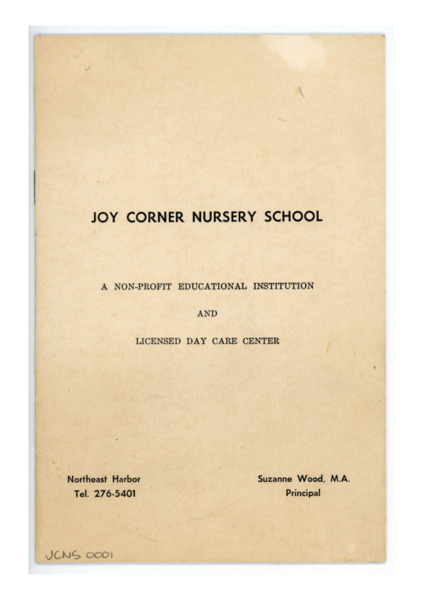 Joy Corner Nursery School