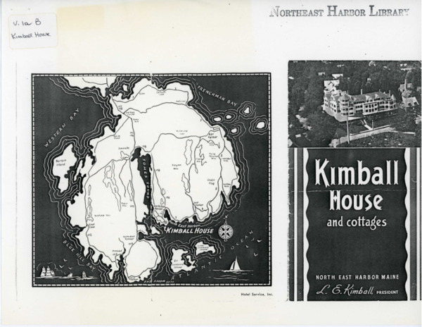 Kimball House and Cottages