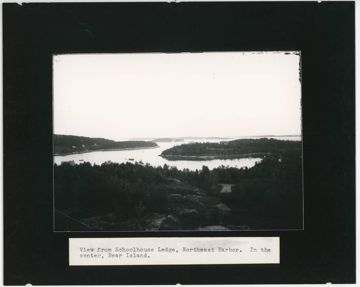 View from Schoolhouse Ledge