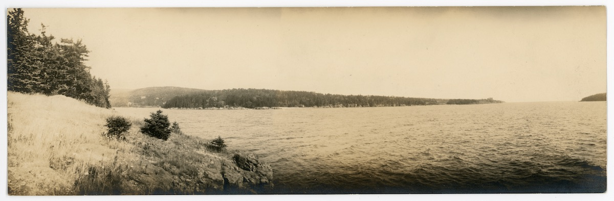 Sutton Island from Great Cranberry Island