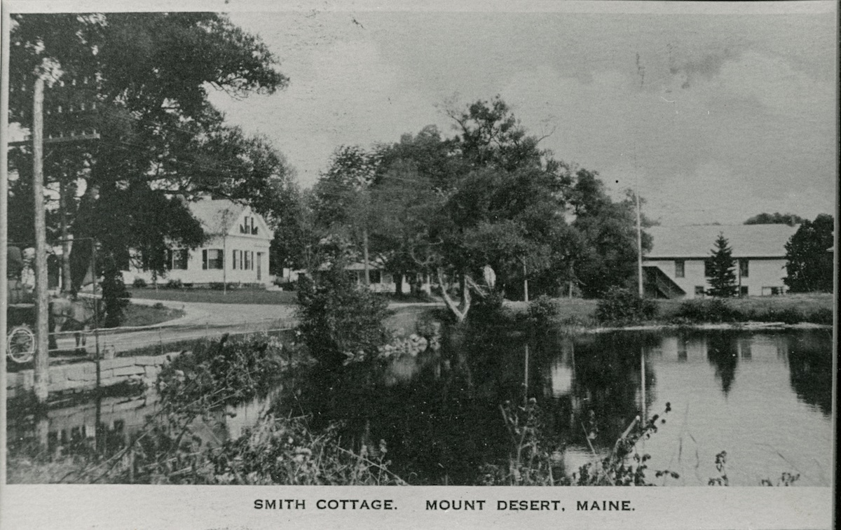Smith Cottage, Mount Desert