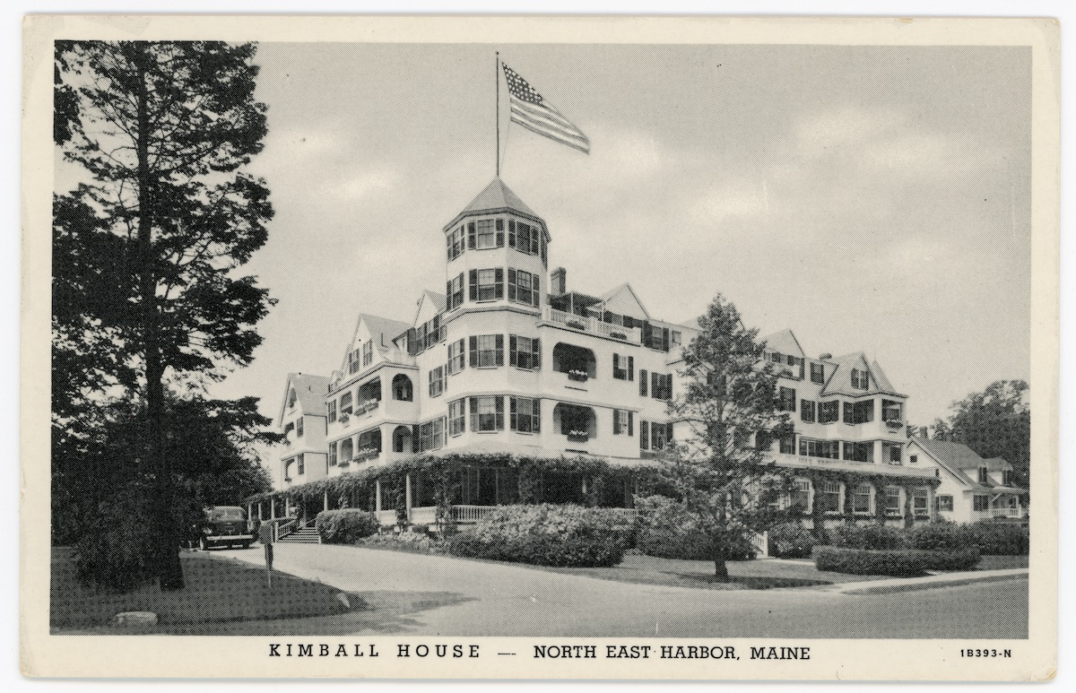 Kimball House, Northeast Harbor