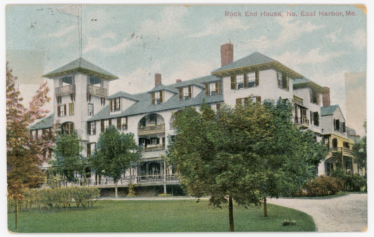Rock End Hotel, Northeast Harbor